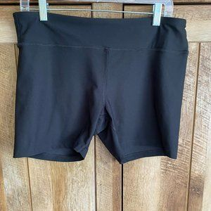 Energy Zone Black Fitness Short size XL